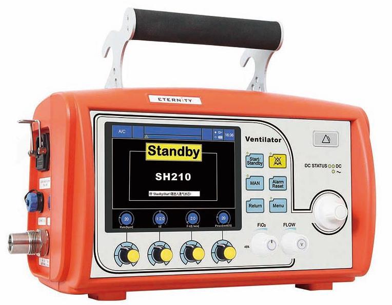Eternity Portable Emergency Ventilator SH210