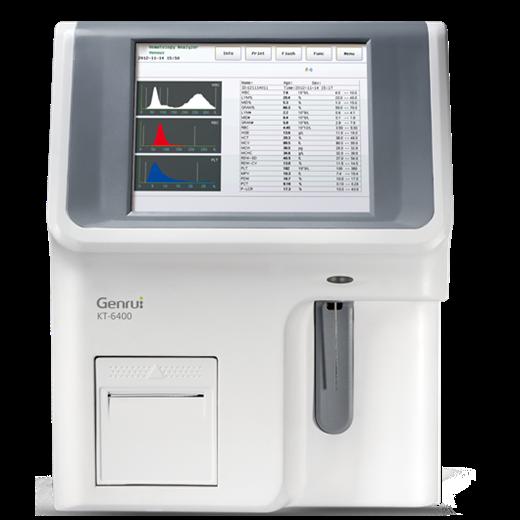 Genrui KT-6400 3-Diff Hematology analyzer