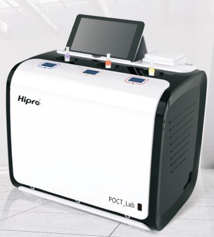 Hipro A3 Automatic Immunoassay system