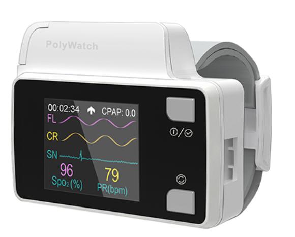 PolyWatch Sleep ScreenerYH-600