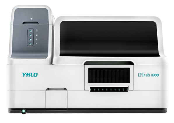 YHLO iFlash 1800 Chemiluminescence Immunoassay Analyzer