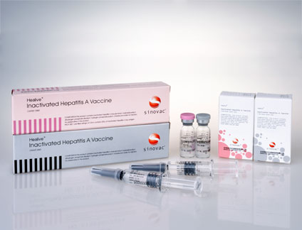 Sinovac Hepatitis A Vaccine (Human Diploid Cell), Inactivated