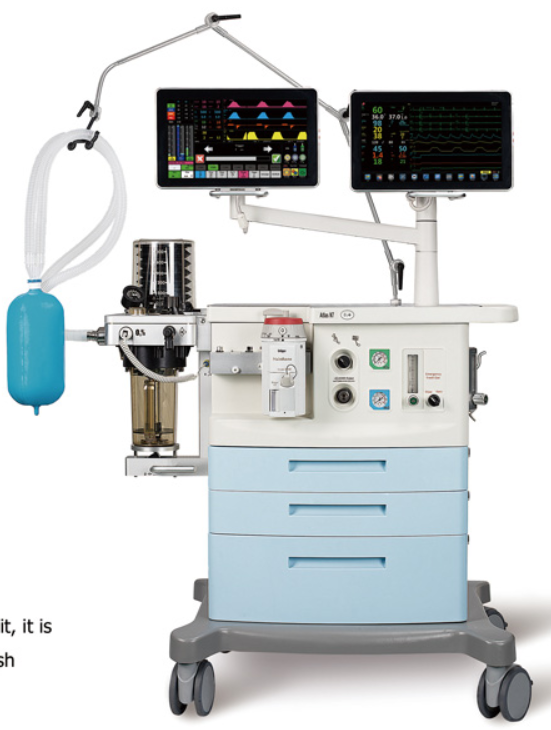 Northern Fully Electronic Anesthesia Machine --Atlas N7