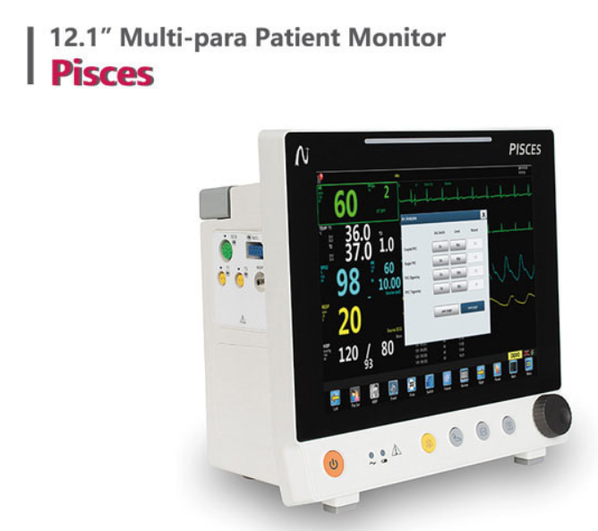 Northern Multi-para Patient Monitor --Pisces