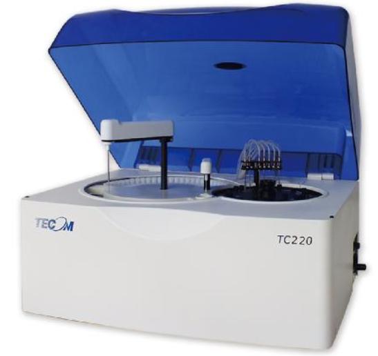 Tecom TC220VET Veterinary Biochemistry Analyzer