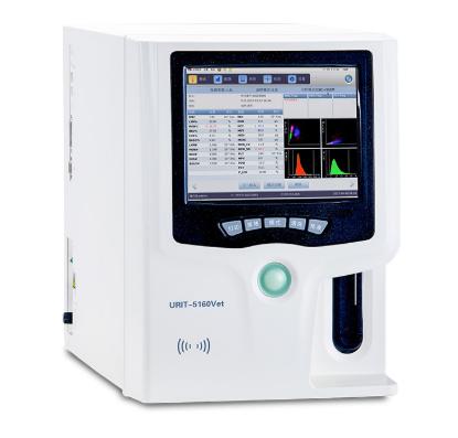 URIT URIT-5160Vet 5-Part-Diff Hematology Analyzer