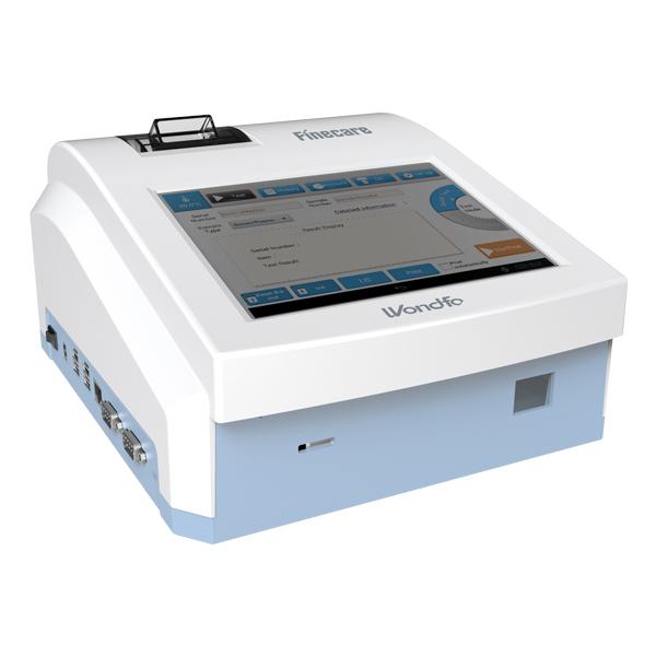 Wondfo fluorescence immunochromatographic analyzer