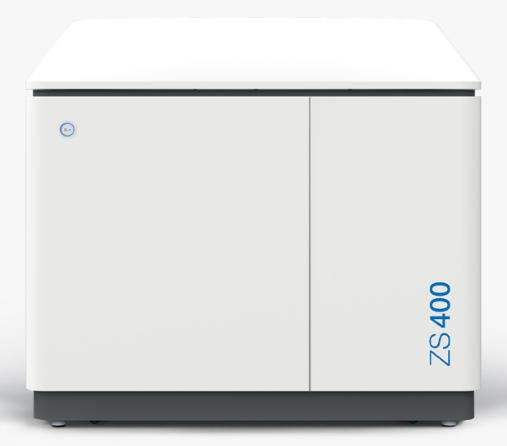 Zybio ZS400 Chemistry Analyzer